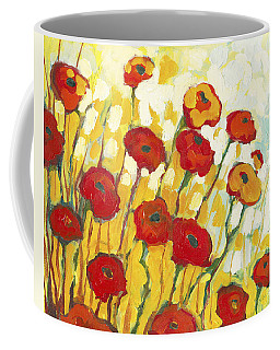 Surrounded In Gold Coffee Mug