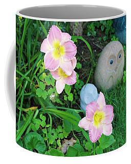 Susan's Day Lillies Coffee Mug