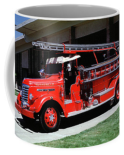 Susanville Engine #623, Firetruck Coffee Mug