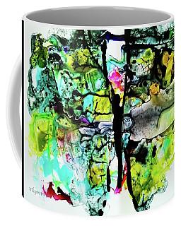 Suspended Coffee Mug