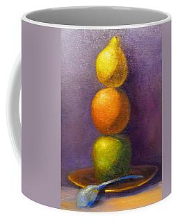 Suspenseful Balance Coffee Mug