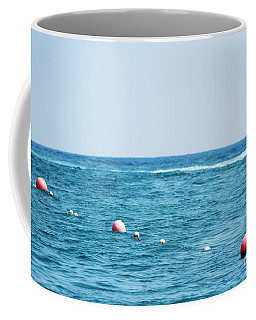 Coffee Mug featuring the photograph Suspension  by Ana Mireles