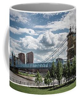 Suspension Bridge Color Coffee Mug
