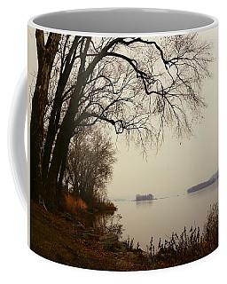 Susquehanna River Near Veterans Memorial Bridge Coffee Mug