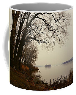 Susquehanna River Near Veterans Memorial Bridge Coffee Mug