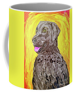 Susquehanna Date With Paint Mar 19 Coffee Mug