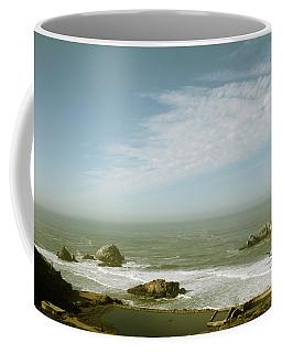 Sutro Baths San Francisco Coffee Mug