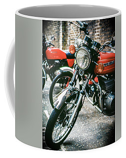 Coffee Mug featuring the photograph Suzuki by Samuel M Purvis III