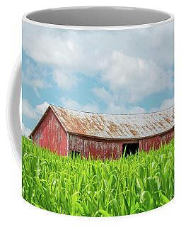 Swallowed In Corn Coffee Mug
