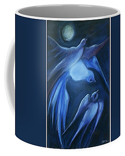 Swallows Coffee Mug