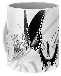 Swallowtail Double Feature Coffee Mug