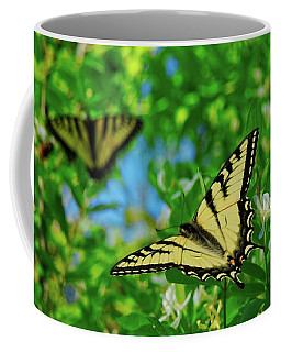 Swallowtails Coffee Mug