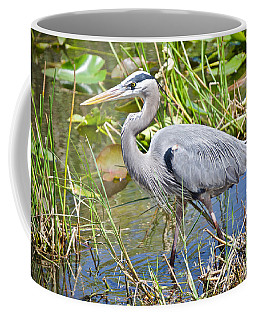 Swamp Stomp Coffee Mug by Judy Kay