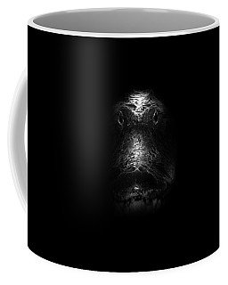 Coffee Mug featuring the photograph Swamp Thing by Mark Andrew Thomas