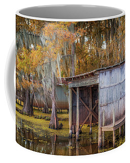 Swampy Dock  Coffee Mug