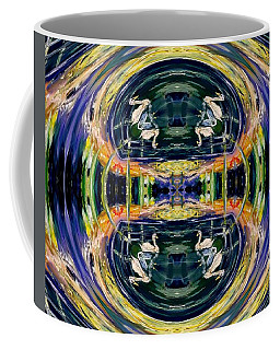 Swan Lake Fantasy Coffee Mug