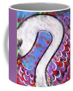 Swan Song Coffee Mug by Jason Nicholas
