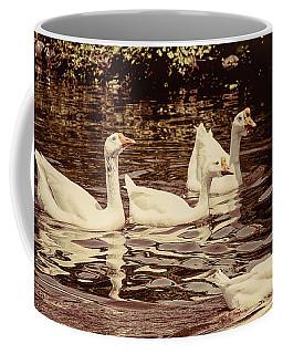 Chinese Geese2 Coffee Mug