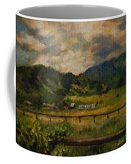 Swan Valley Hillside Coffee Mug