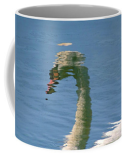 Swanreflection Coffee Mug