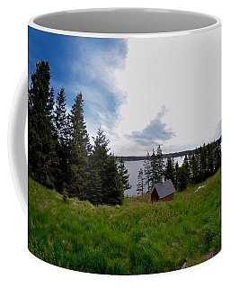 Swans Island Bay Coffee Mug