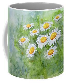 Swaying Daisies  Coffee Mug