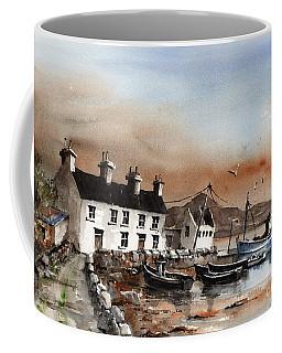 Sweeney,s Pier, Coraun, Mayo.. X116 Coffee Mug
