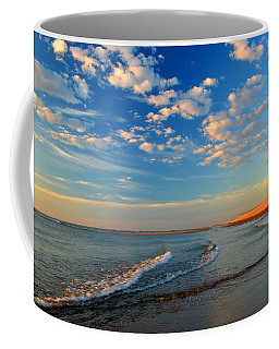 Sweeping Ocean View Coffee Mug