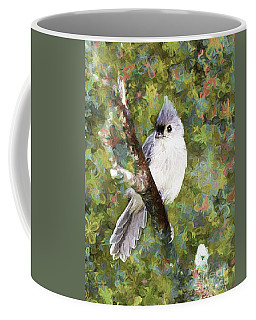 Sweet And Endearing Coffee Mug by Tina  LeCour