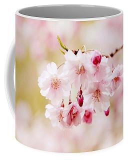Sweet Cherry Coffee Mug by Jessica Jenney