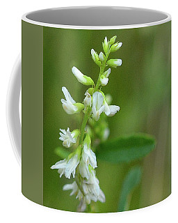 Sweet Clover Coffee Mug