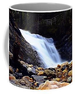 Sweet Creek Falls , Wa Coffee Mug