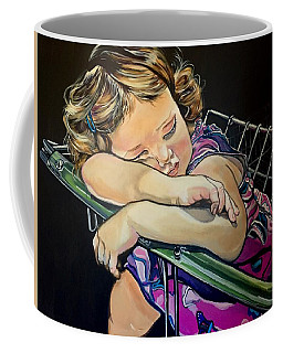 Sweet Dreams, Geo Coffee Mug