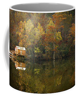 Sweet Home Coffee Mug by Iris Greenwell