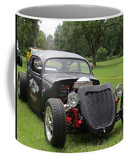 Coffee Mug featuring the photograph Sweet Hot Rod by Aaron Martens