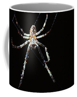 Sweet Lady Guarding Shed Coffee Mug