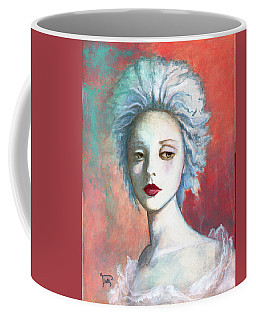 Coffee Mug featuring the painting Sweet Love Remembered by Terry Webb Harshman