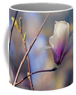 Sweet Magnolia Coffee Mug by John Rivera