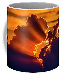 Sweet Nebraska Crepuscular Rays 010 Coffee Mug