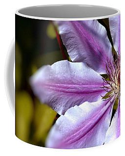 Sweet Nelly Clematis Coffee Mug