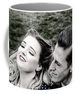 Coffee Mug featuring the photograph Sweet Nothings by Ian Thompson