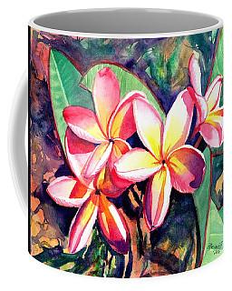 Sweet Plumeria Coffee Mug