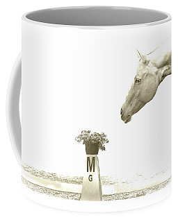 Sweet Scent Of Days Gone By Coffee Mug