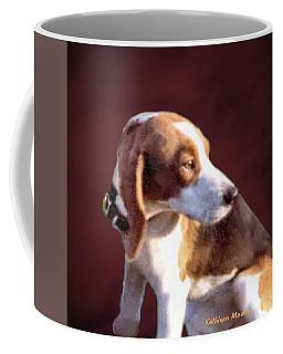 Sweet Shadow Coffee Mug