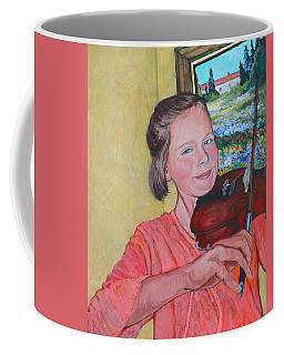 Sweet String Serenade Coffee Mug