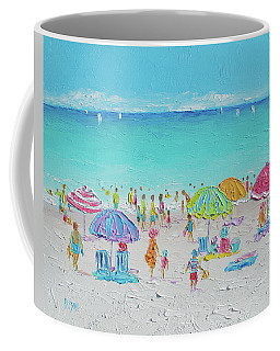 Sweet Sweet Summer Coffee Mug by Jan Matson