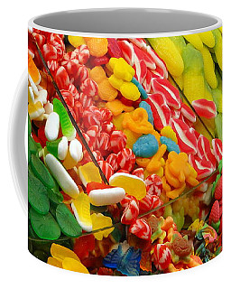 Coffee Mug featuring the photograph Sweet Tooth by Sue Melvin