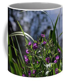 Sweet Violet Coffee Mug