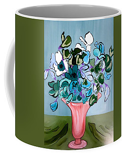 Sweetpeas Coffee Mug