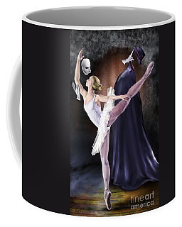 Swept Away By Innocence Coffee Mug